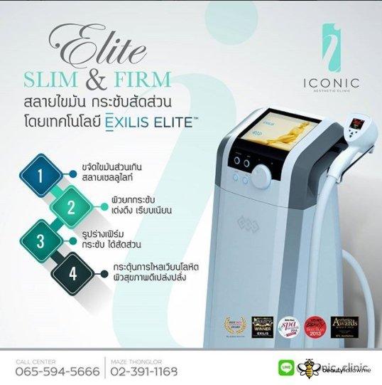ยกกระชับสัดส่วน(ELITE SLIM & FIRM)